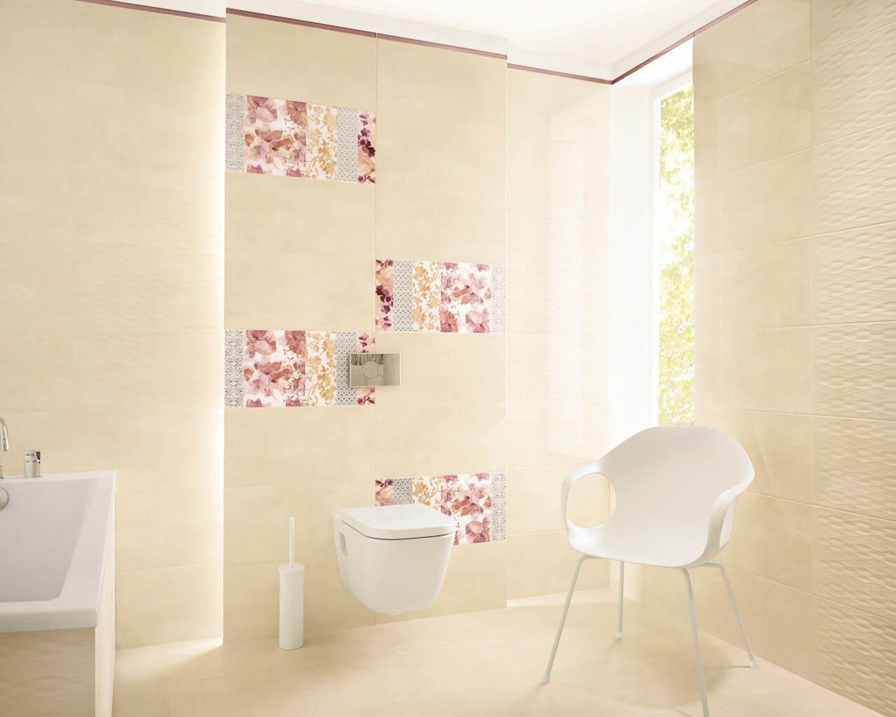 Rola dekoracji w aranżacji jasnej łazienki