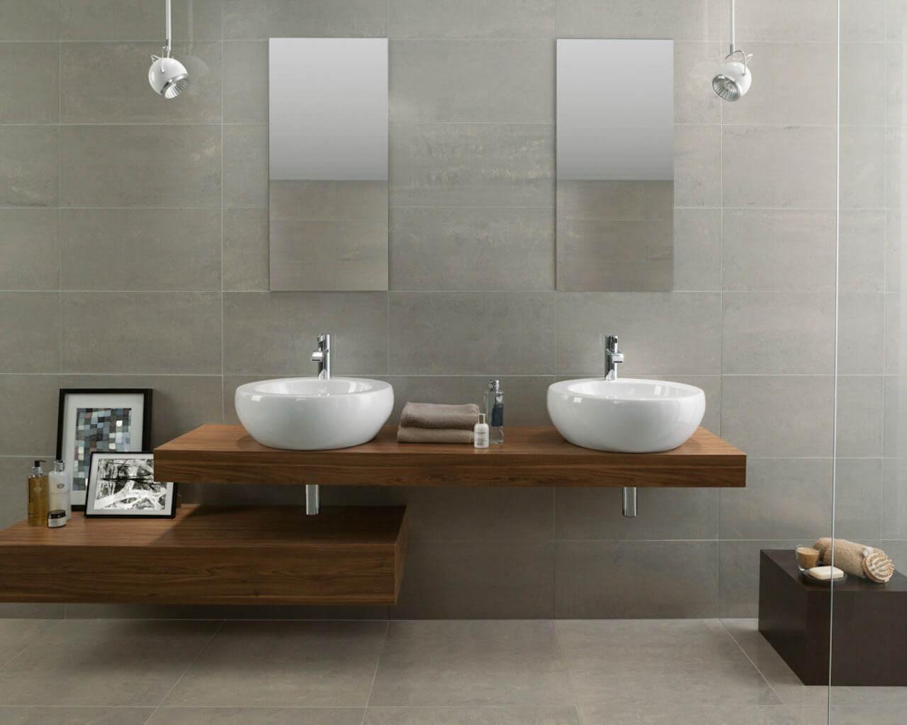 Wysmakowana elegancja minimalistycznej łazienki