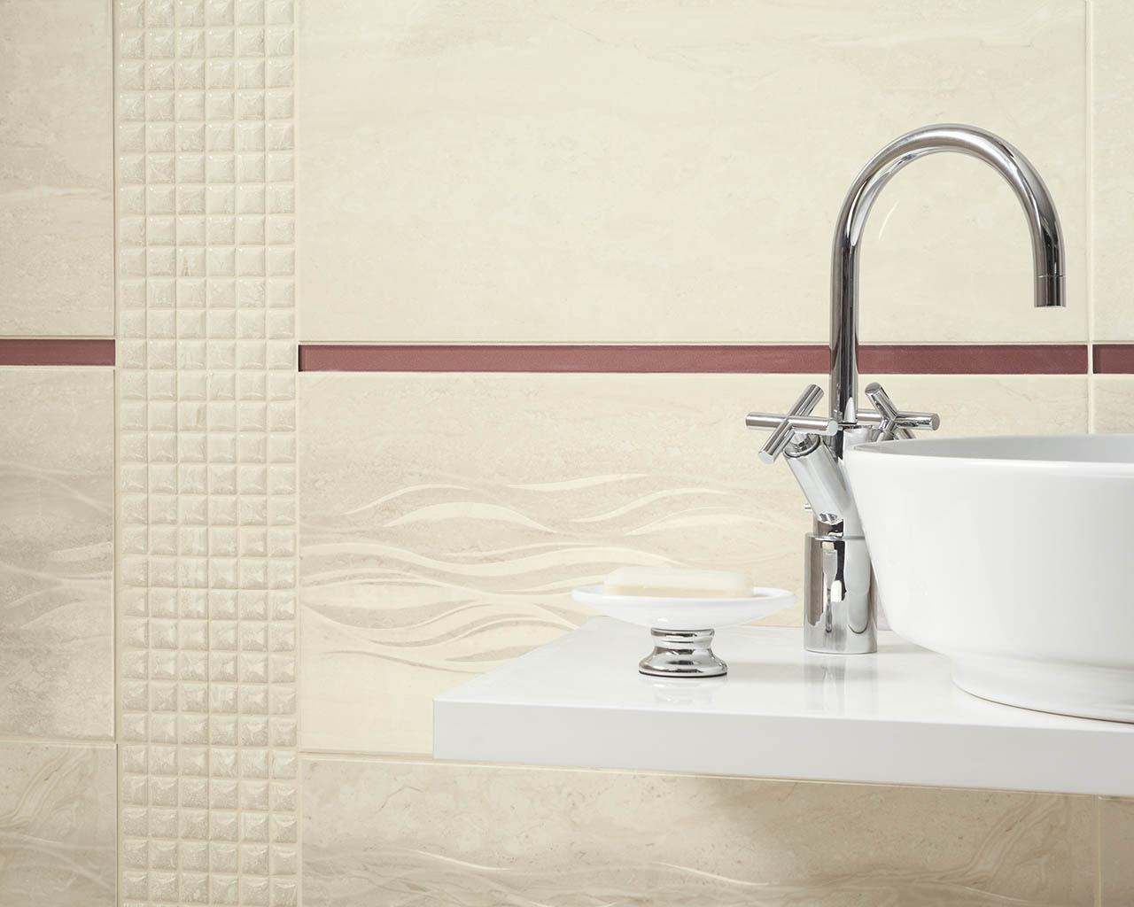 Elegancja mozaikowej dekoracji w rodzinnej łazience