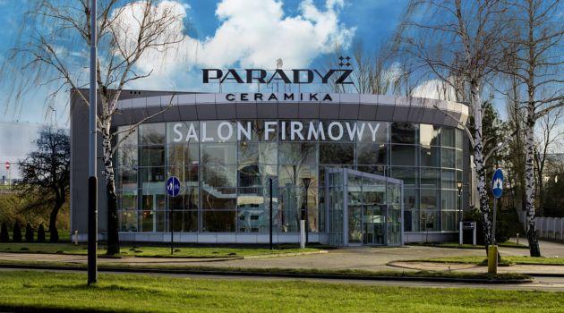 Salon firmowy w Łodzi