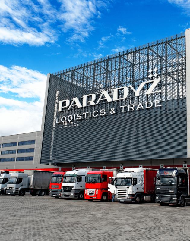 Centrum Handlowo - Logistyczne