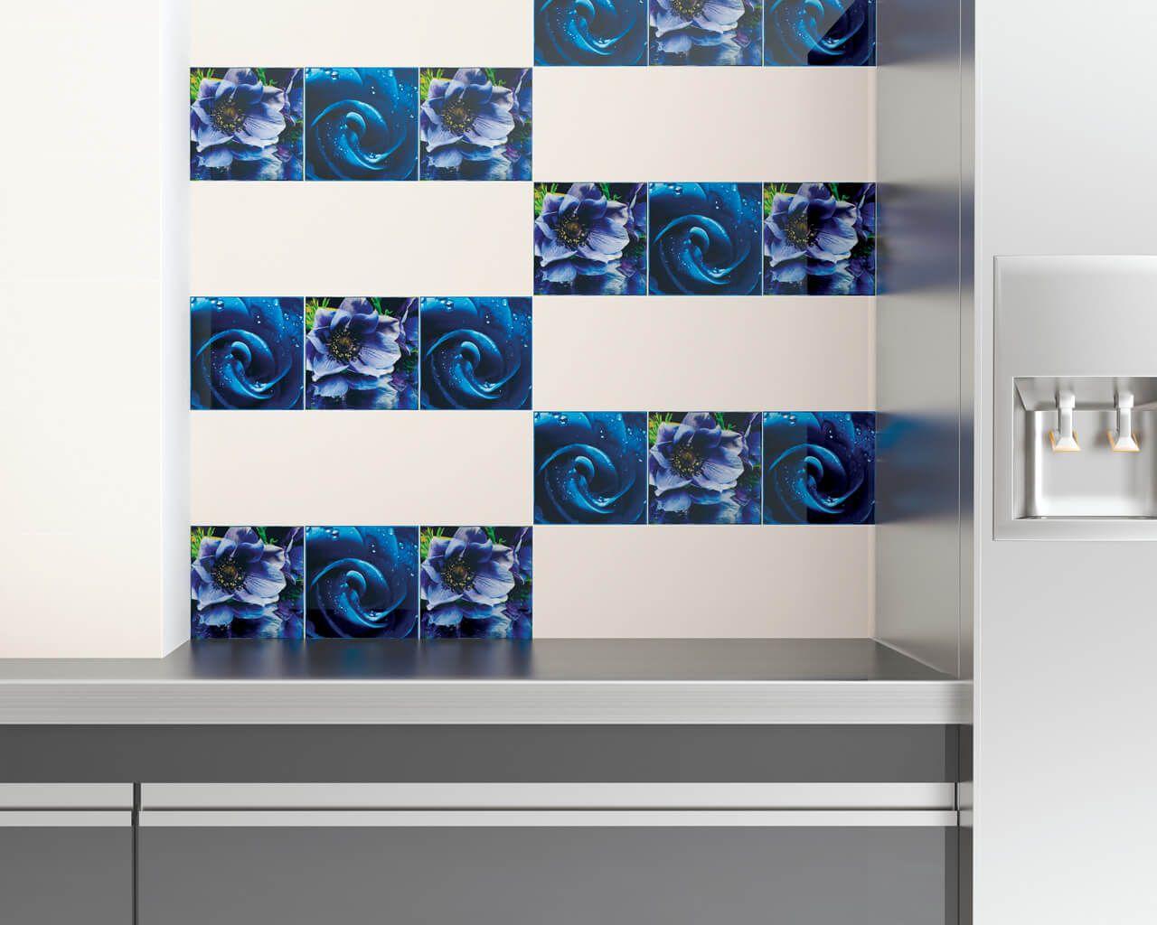 aranzacja-kuchni-ze-szklanymi-dekoracjami-uniwersalne-dekoracje-szklane-20x20-ceramika-paradyz