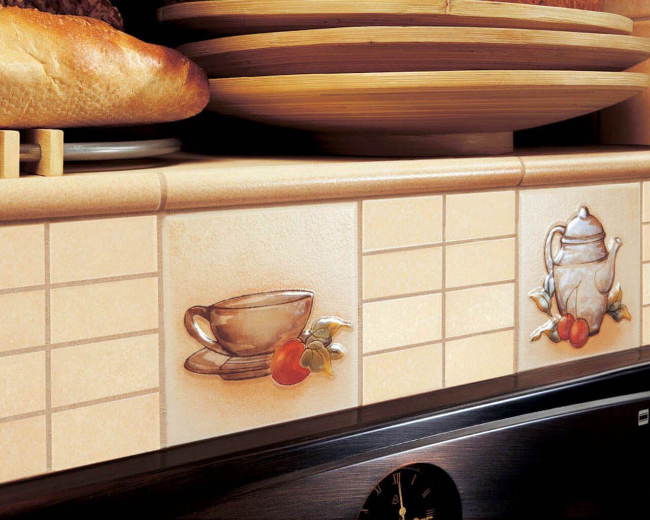 Tradycyjna Kuchnia W Beżach I Brązach Ceramika Paradyż