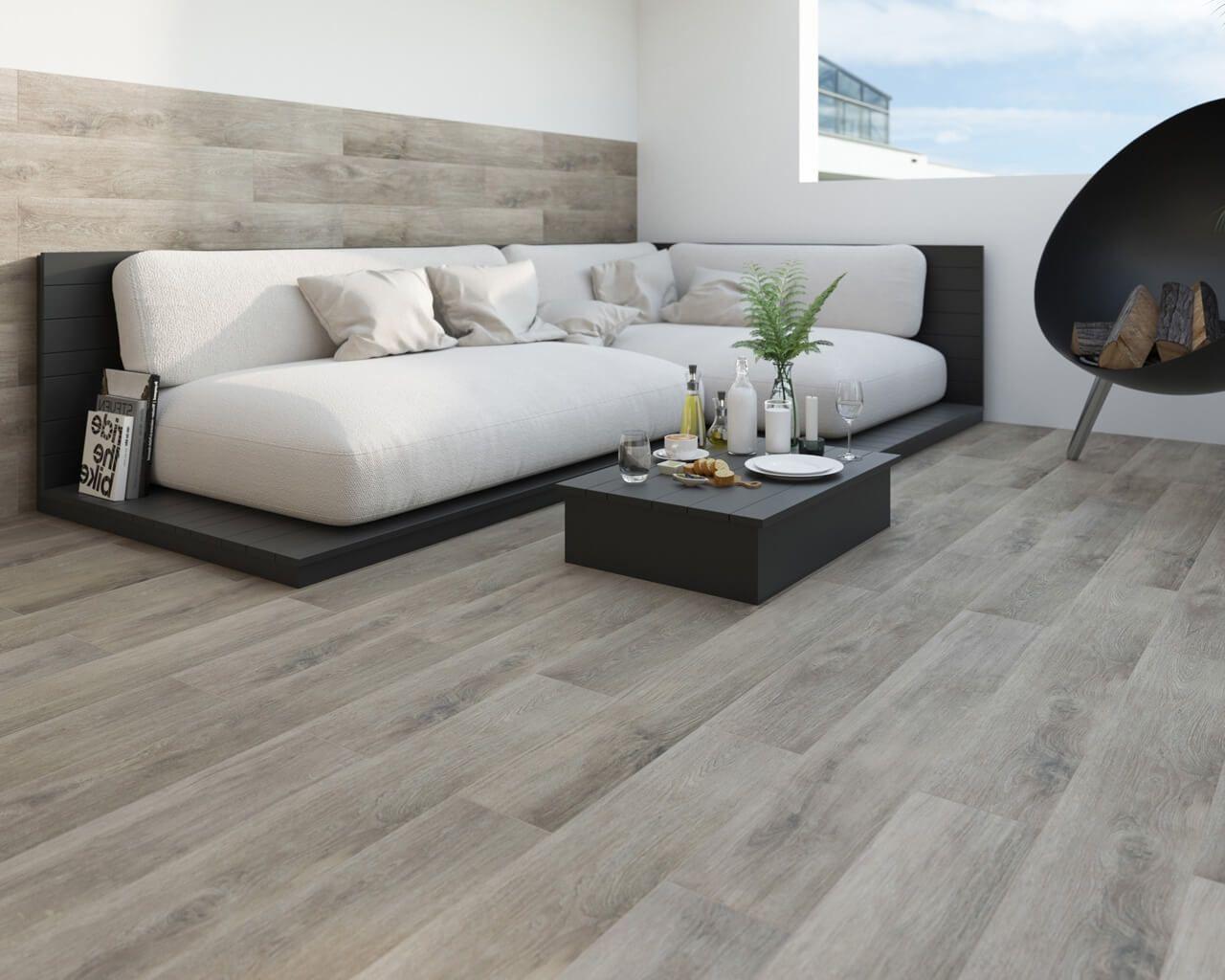 Fußboden Terrasse ~ Bodengestaltung mit terrasse fliesen und ornamentalen kies