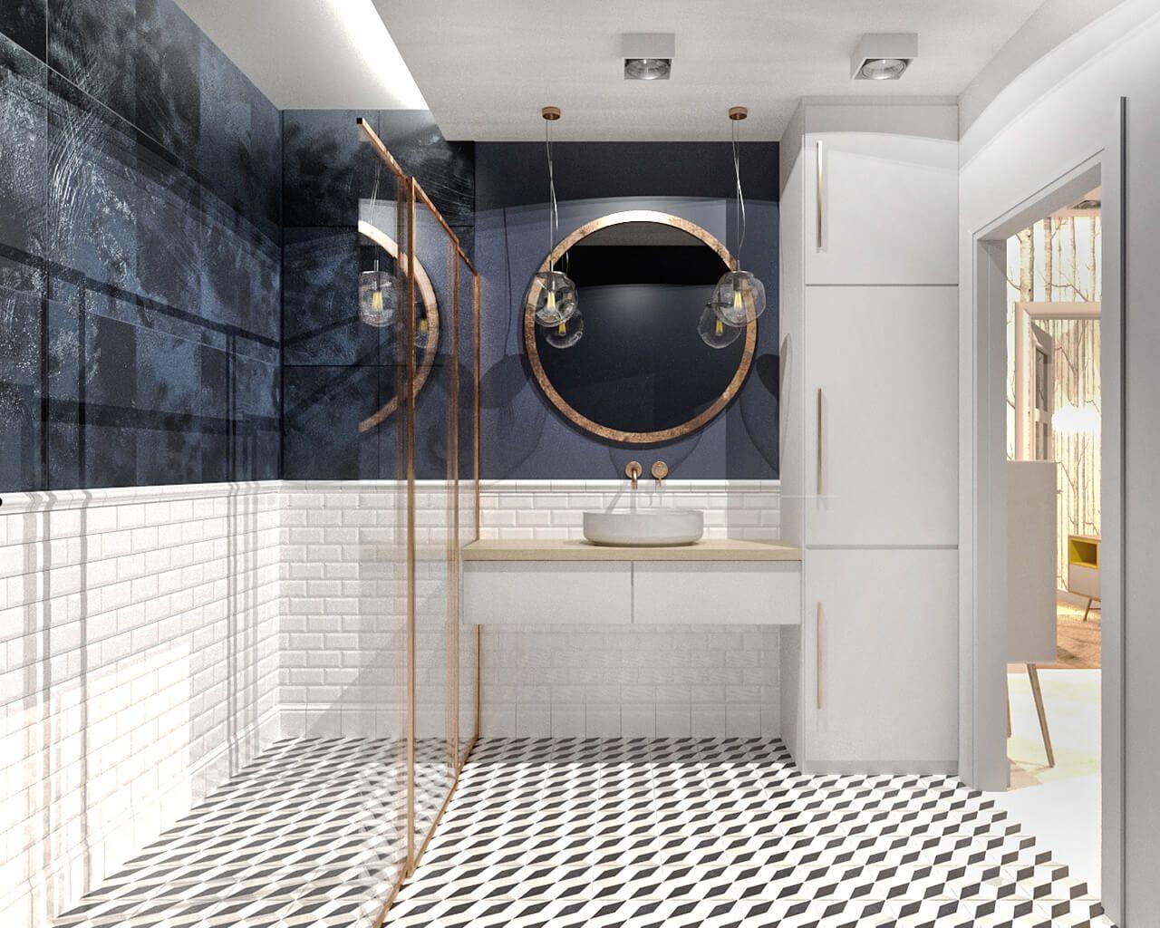 Aranżacja Niewielkiej łazienki W Mieszkaniu Ceramika Paradyż