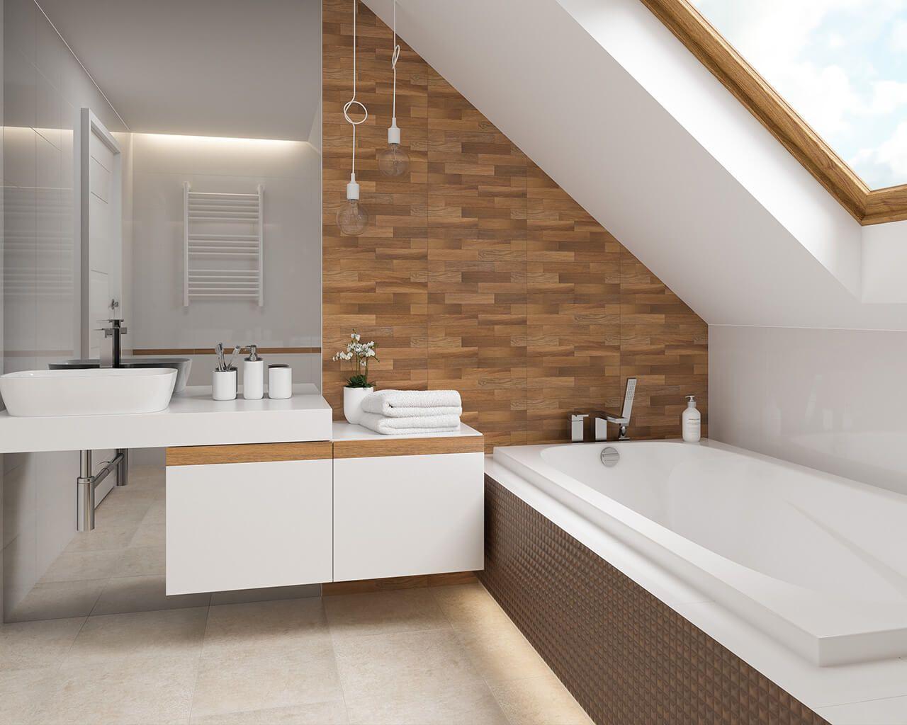 Simple Attic Shelves