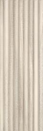 Daikiri Beige Ściana Wood Pasy Struktura Rekt.   - Beżowy - 250x750 - Wall tiles - Daikiri