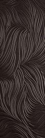 Elegant Surface Nero Ściana A Struktura Rekt. - Czarny - 298x898 - Płytki ścienne - Elegant Surface