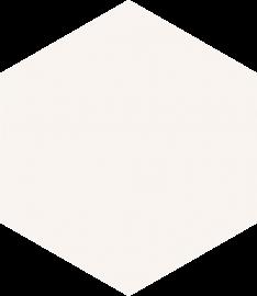 Esagon Mix Silver Ściana   - Szary - 198x171 - Obklad - Esagon