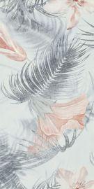 Fiori Colour Mix Dekor B  - Wielokolorowe - 300x600 - декорации - Fiori