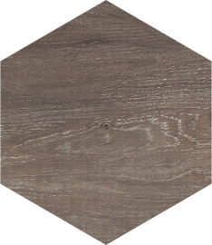 Hexx Universum Wood Beige Heksagon  - Beżowy - 260x260 - Płytki podłogowe - Hexx Universum