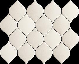 Mistysand Beige Mozaika Prasowana Arabeska Mix - Beżowy - 265x202 - Decorations - Mistysand / Mistico