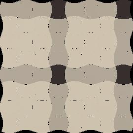 Modernizm Grys Mozaika Prasowana K.3,6X4,4 Mix A - Szary - 309x309 - Mozaiki - Modernizm