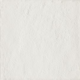 Modern Bianco Gres Szkl. Struktura  - Biały - 198x198 - Fussbodenfliesen - Modern
