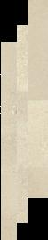 Naturstone Beige Listwa Mix Paski    - Beżowy - 143x710 - Decorations - Naturstone