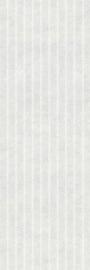 Norway Sky Silver Ściana Mat. Struktura Rekt.   - Szary - 298x898 - Wandfliesen - Norway Sky