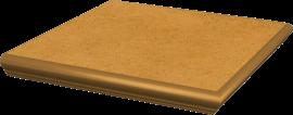 Aquarius Beige Kapinos Stopnica Narożna  - Beżowy - 330x330 - отделочные элементы - Aquarius