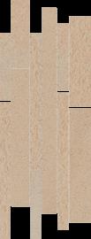 Arkesia Beige Listwa Paski Mix  - Beżowy - 200x520 - Dekorationen - Arkesia