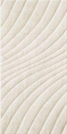Emilly Beige Ściana Struktura - Beżowy - 300x600 - Wall tiles - Emilly / Milio