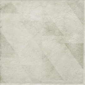 Wawel Grys Inserto Modern B  - Szary - 198x198 - Wanddekorationen - Wawel