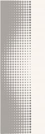 Midian Bianco Inserto Punto   - Biały - 200x600 - настенные декорации - Midian / Purio