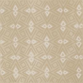 Tigua Beige Inserto B Mat.  - Beżowy - 298x298 - Decorations - Tigua