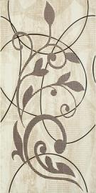Amiche Beige Inserto A   - Beżowy - 300x600 - декорации - Amiche / Amici