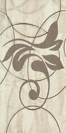 Amiche Beige Inserto B   - Beżowy - 300x600 - Wall decorations - Amiche / Amici