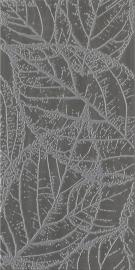 Antonella Grafit Inserto   - Szary - 300x600 - Dekoracje ścienne - Antonella / Anton
