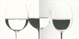 Vivida Bianco Inserto Vine   - Biały - 300x600 - Dekoracje ścienne - Vivida / Vivido