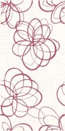 Vivida Viola Inserto   - Fioletowy - 300x600 - Dekoracje ścienne - Vivida / Vivido