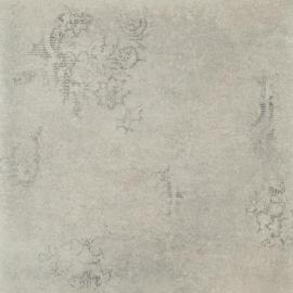 Rino Grys Inserto Mat.   - Szary - 598x598 - Dekorationen - Rino