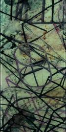Ermeo Inserto Szklane A   - Wielokolorowe - 300x600 - Wanddekorationen - Ermeo / Ermo