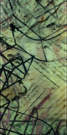 Ermeo Inserto Szklane B   - Wielokolorowe - 300x600 - Dekoracje ścienne - Ermeo / Ermo