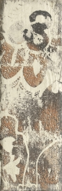 Rondoni Beige Inserto Struktura A  - Beżowy - 098x298 - декорации - Rondoni