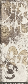 Rondoni Bianco Inserto Struktura A - Biały - 098x298 - Wall decorations - Rondoni