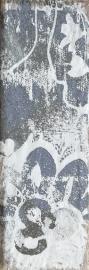 Rondoni Blue Inserto Struktura A - Niebieski - 098x298 - Wall decorations - Rondoni