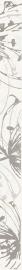 Midian Bianco Listwa   - Biały - 040x600 - Wanddekorationen - Midian / Purio