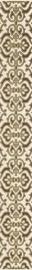 Coraline Brown Listwa Classic   - Wielokolorowe - 070x600 - декорации - Coraline / Coral