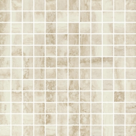 Amiche Beige Mozaika Cięta   - Beżowy - 298x298 - Dekoracje - Amiche / Amici