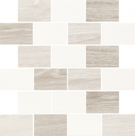 Elia Mozaika Cięta K.4,8X7,3 Mix  - Wielokolorowe - 298x298 - настенные декорации - Elia