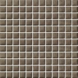 Antonella Brown Mozaika Prasowana K.2,3X2,3  - Brązowy - 298x298 - Dekoracje - Antonella / Anton