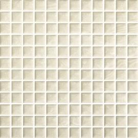 Coraline Beige Mozaika Prasowana K.2,3X2,3  - Beżowy - 298x298 - Dekoracje - Coraline / Coral