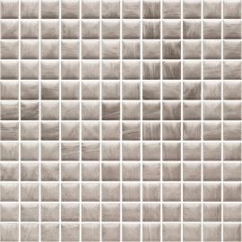 Pandora Grafit Mozaika Prasowana Wood K.2,3X2,3  - Szary - 298x298 - Dekoracje - Pandora