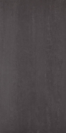 Doblo Nero Gres Rekt. Mat. 29,8X59,8 G1 - Czarny - 298x598 - Płytki podłogowe - Doblo