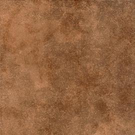 Rufus Brown Gres Szkl. Mat.  - Brązowy - 400x400 - Płytki podłogowe - Rufus