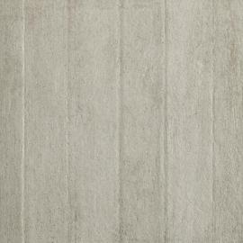 Rino Grys Gres Szkl. Struktura Rekt. Półpoler   - Szary - 598x598 - Floor tiles - Rino