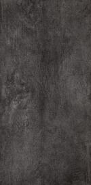 Taranto Grafit Gres Szkl. Rekt. Półpoler  - Szary - 448x898 - напольная плитка - Taranto