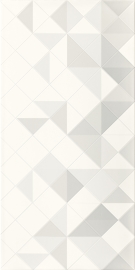 Tonnes Ściana Motyw A - Wielokolorowe - 300x600 - Wall tiles - Tonnes