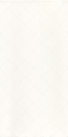 Tonnes Bianco Ściana Kratka   - Biały - 300x600 - Płytki ścienne - Tonnes
